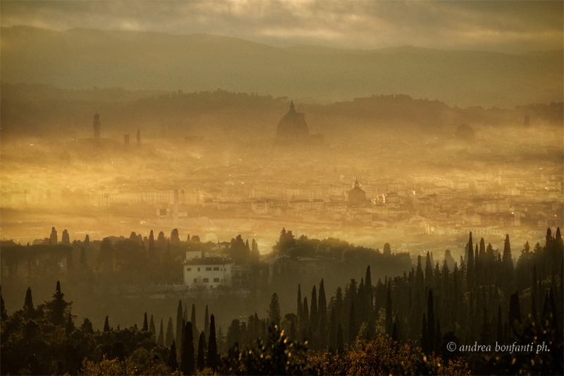 Tuscany Photo Tour The Hills Of Florence © andrea bonfanti